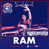 On The Floor – DJ Ram at Red Bull 3Style Chile National Final