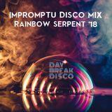 Impromptu Disco Mix 1.0 // Rainbow Serpent Festival '18