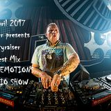 RAVE EMOTIONS RADIO SHOW (13RaVeR) - 26.04.2017. Partyraiser Guest Mix @ RAVE EMOTIONS