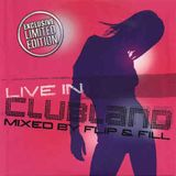 CLUBLAND II - THE RIDE OF YOUR LIFE (CD3) MIXED BY FLIP & FILL (BONUS CD)