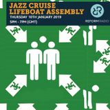 Jazz Cruise Lifeboat Assembly 10th January 2019