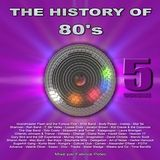 History Of 80's Volume 5