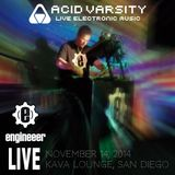 Acid Varsity LIVE PA November 14, 2014