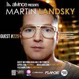 Al Vince presents - Guest #225 - Martin Landsky (Upon You Rec / Poker Flat Rec - DE)