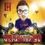 Dj Jurbas - Spring Mix 2016