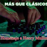 Homenaje a Henry Mullins