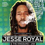 Reggae Expres radio show with Jesse Royal & Kya Bamba mixtapes