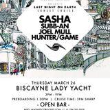 Sasha - Last Night on Earth 001 (Live From Sunset Cruise, Miami, WMC 2015)[Mp3 Version] - 21-May-2