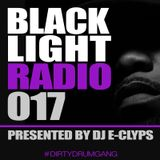 Blacklight Radio Episode 17 - Presented By DJ E-Clyps