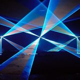 tech house session laser live