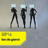 Teo de Gianni September 2016 Podcast