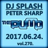 Dj Splash (Peter Sharp) - Pump WEEKEND 2017.06.24.
