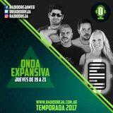 ONDA EXPANSIVA - 046 - 18-05-2017 - JUEVES DE 19 A 21 POR WWW.RADIOOREJA.COM.AR