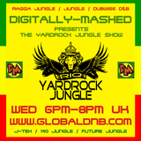 Digitally Mashed Pres The Yardrock Jungle Show live 03-09-14 no chat