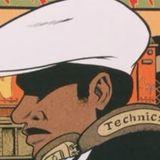 #3 Dj Zaga - Best Hip Hop 90'S Vinyl Live #3