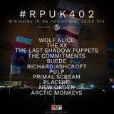 #RPUK 403 (161116) + Entrevista Primal Scream