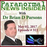 Paranormal News Insider with Dr. Brian Parsons_20170503_#312