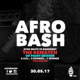 DJ Denz - 2017 Ice Cream Refreshers Afrobeats Mix @DenzilSafo1