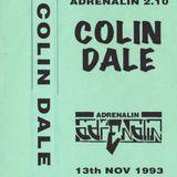Colin Dale - Adrenalin 2.10 13.11.1993