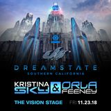 Kristina Sky b2b Orla Feeney LIVE at Dreamstate SoCal 2018
