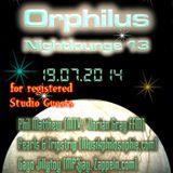 Phil Matthew @ Orphilus Nightlounge 13 (19.07.2014)
