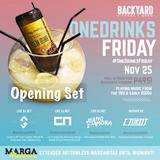 DJ Clark Ngo 90s 00s @ Backyard Circuit Makati Opening Set Nov 25 2016