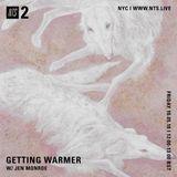 Getting Warmer w/ Jen Monroe - 5th October 2018