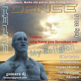Hard My Religion July 2015