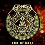 DIMAS - END OF DAYS (2016 MIXTAPE)