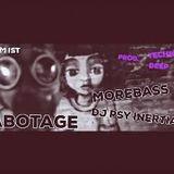 SabOtagE (Deephouse Progressive) dj Psy Inertia on MoreBass Radio  5.03.19