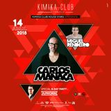 JUNIORK Live @ Kimika Club | Tondela (Special B-Day) 14.04.18