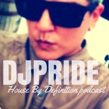 DJ Pride House by Definition podcast EP: 42