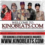 """Hip Hop PreGame Club Mix"" Mixed By KinoBeats 7/20/14"