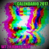 Calendario 2017 Set 2 x Isobel Calvi
