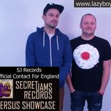 Secret Jams Records Versus Showcase - 05 - Lazyboys (England)  Crossfader Radio - 25.12.2013