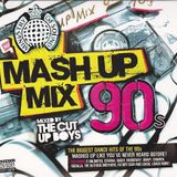 Ministry Of Sound - Mash Up Mix 90s - The Cut Up Boys (Cd1)