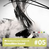 Demolition Sound Radio Show 21/12/14 (northical & lorrd)