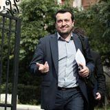 """Ο Υπουργός Ψηφιακής Πολιτικής, Νίκος Παππάς, στο Ρ/Σ """"ΚΟΚΚΙΝΟ"""""""