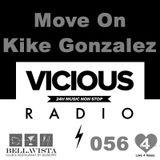 Move On // 056 // Kike Gonzalez