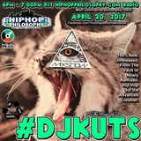 "DJKUTS ""Third Degree Burns Mixshow"", April 20, 2017"