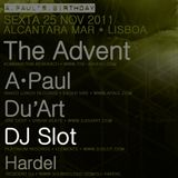 DJ Slot @ A.Paul B-Bash (Alcantara Club - Portugal)