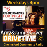 Wednesday Drivetime - @CCRDrivetime - Amy & Jamie - 02/07/14 - Chelmsford Community Radio