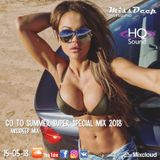 MissDeep  Go To Summer Super Special Mix  Deep House Nu Disco Dance Mix 15-05-18  by MissDeep