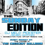 DJ Melo - Sunday Edition pt 2 (12-04-11)