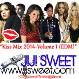 DJ Jiji Sweet Kiss Mix 2014-Dance/EDM/ House