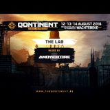 Andy The Core @ The Qontinent 2016 - Rise Of The Restless - Warm-Up