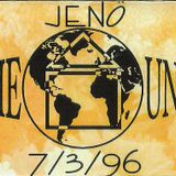 Jeno - Live @ Come-Unity no.3 (7.3.96) side.a