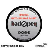 #B2B26 - PATO SALINAS - 06 SEPTIEMBRE 2014