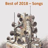 De Geluidsarchitect 2019-01 (8 januari 2019) BEST OF 2018 (songs)