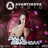 Paul Bingham AVANTINOVA RADIO #03